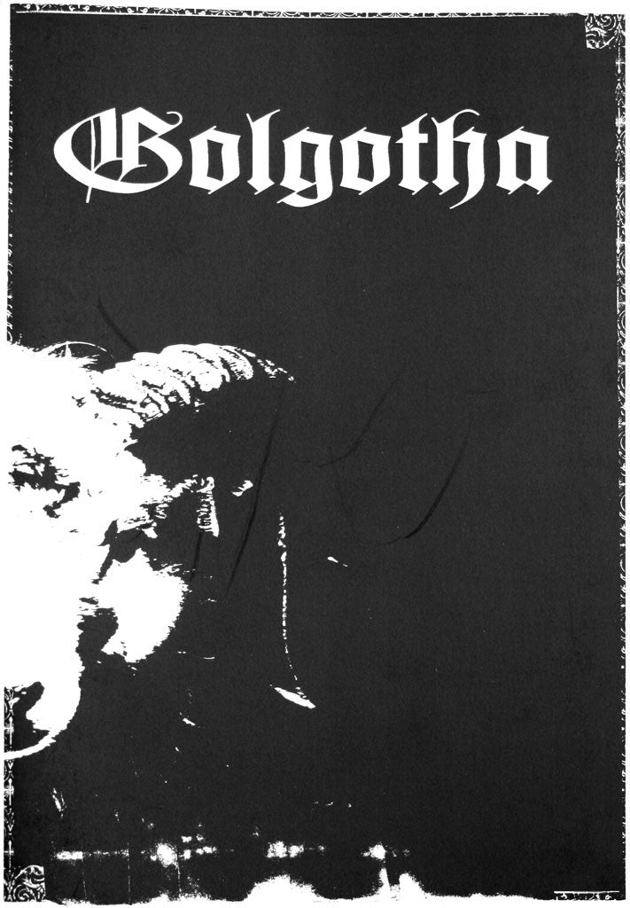 Golgotha - Issue 3: Golgotha x The Black Candle (Zine)