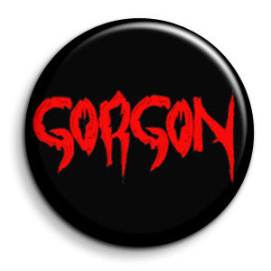 Gorgon - Red Logo (Badge)