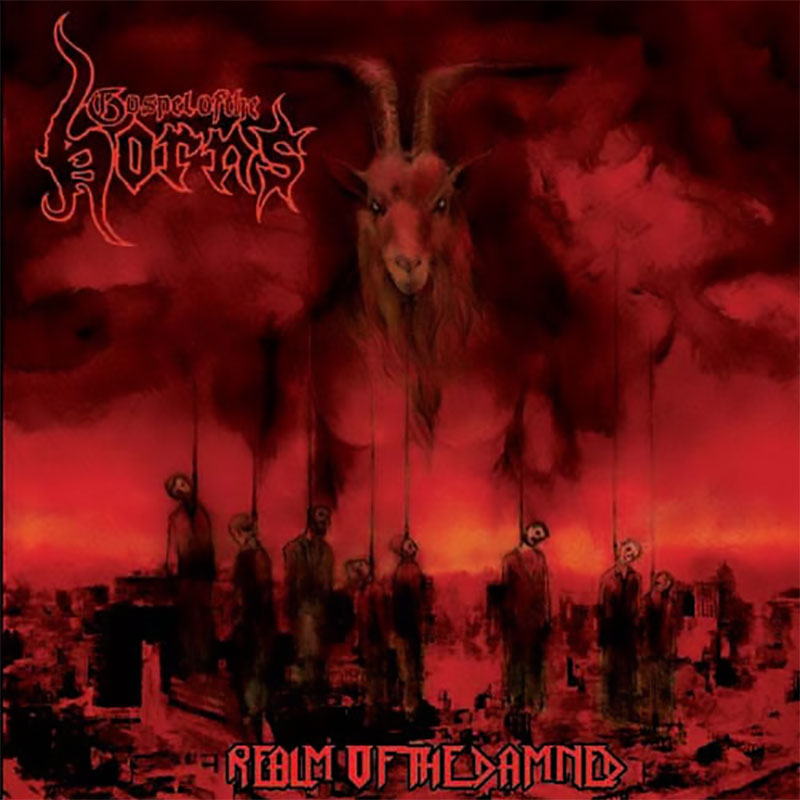 Gospel of the Horns - Realm of the Damned (CD)