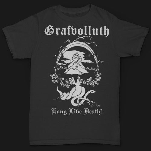 Grafvolluth - Long Live Death (T-Shirt)