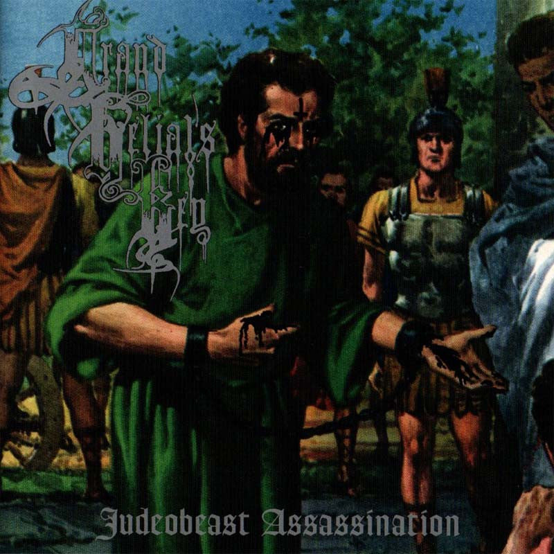 Grand Belial's Key - Judeobeast Assassination (2012 Reissue) (CD)