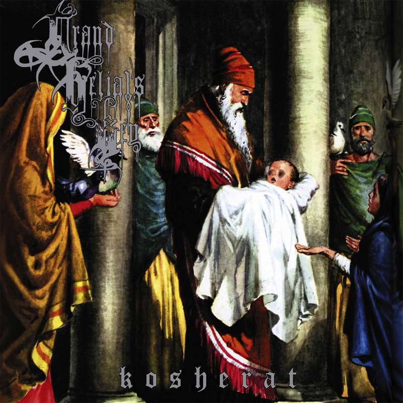 Grand Belial's Key - Kosherat (2012 Reissue) (CD)