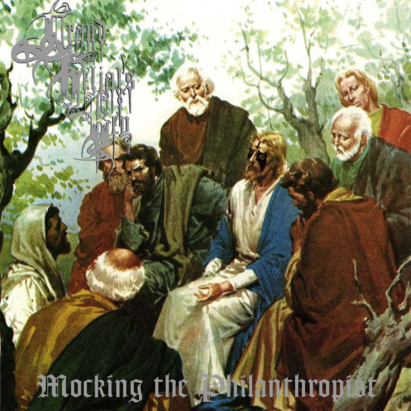 Grand Belial's Key - Mocking the Philanthropist (2012 Reissue) (CD)