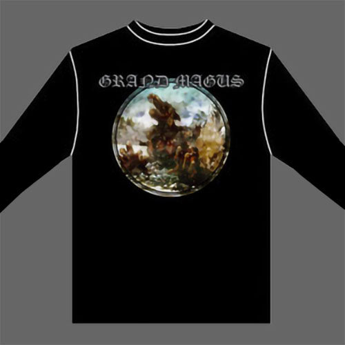 Grand Magus - Iron Will (Long Sleeve T-Shirt)