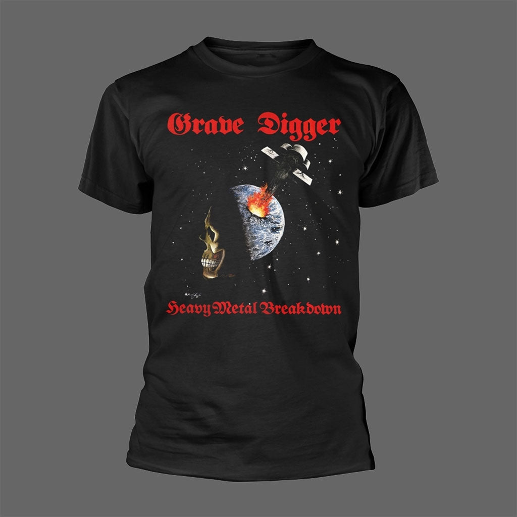 Grave Digger - Heavy Metal Breakdown (T-Shirt)