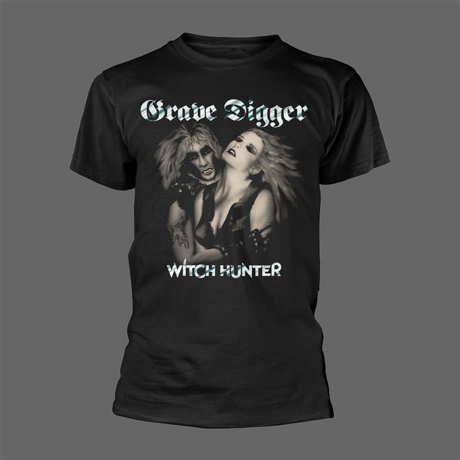 Grave Digger - Witch Hunter (T-Shirt)