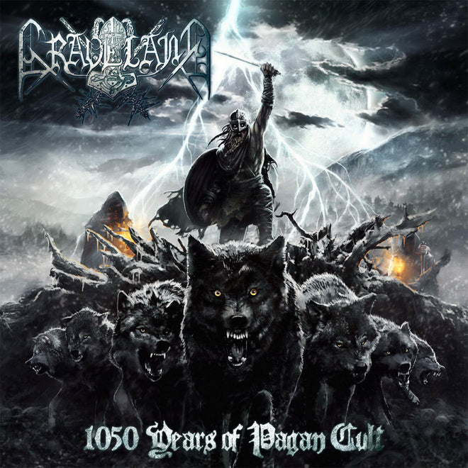 Graveland - 1050 Years of Pagan Cult (2019 Reissue) (Digipak CD)