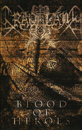 Graveland - Blood of Heroes (2012 Reissue) (Cassette)