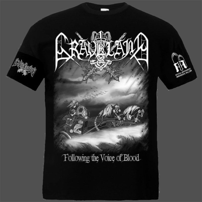 Graveland - Following the Voice of Blood (T-Shirt)
