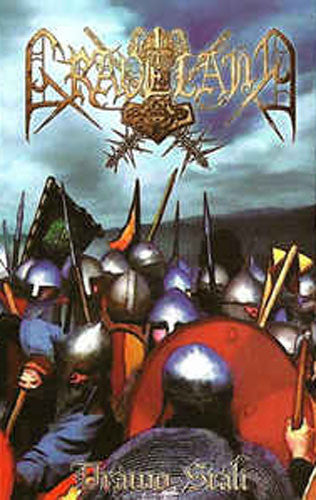 Graveland - Prawo Stali (Creed of Iron) (2012 Reissue) (Cassette)