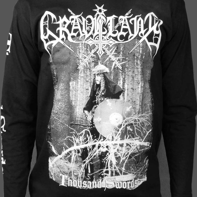 Graveland - Thousand Swords (Long Sleeve T-Shirt)