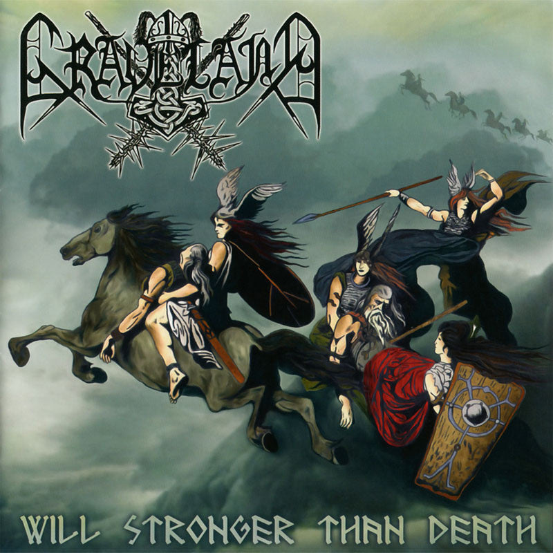 Graveland - Will Stronger Than Death (CD)