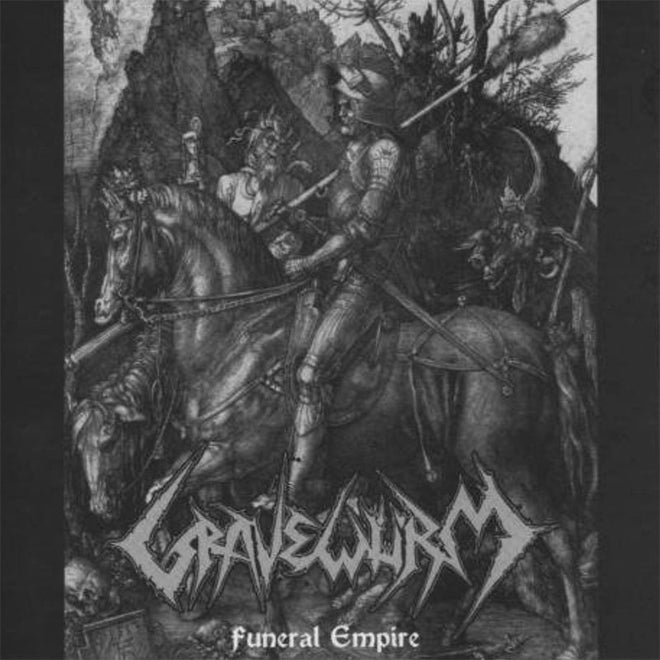 Gravewurm - Funeral Empire (CD)