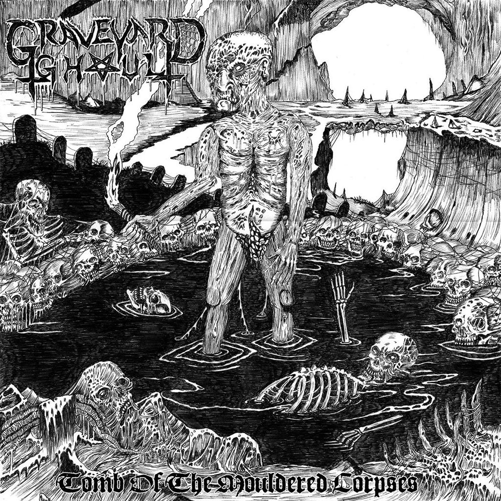 Graveyard Ghoul - Tomb of the Mouldered Corpses (CD)