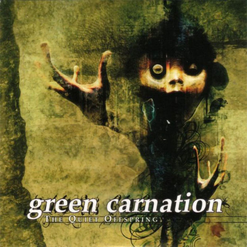 Green Carnation - The Quiet Offspring (Digipak CD)