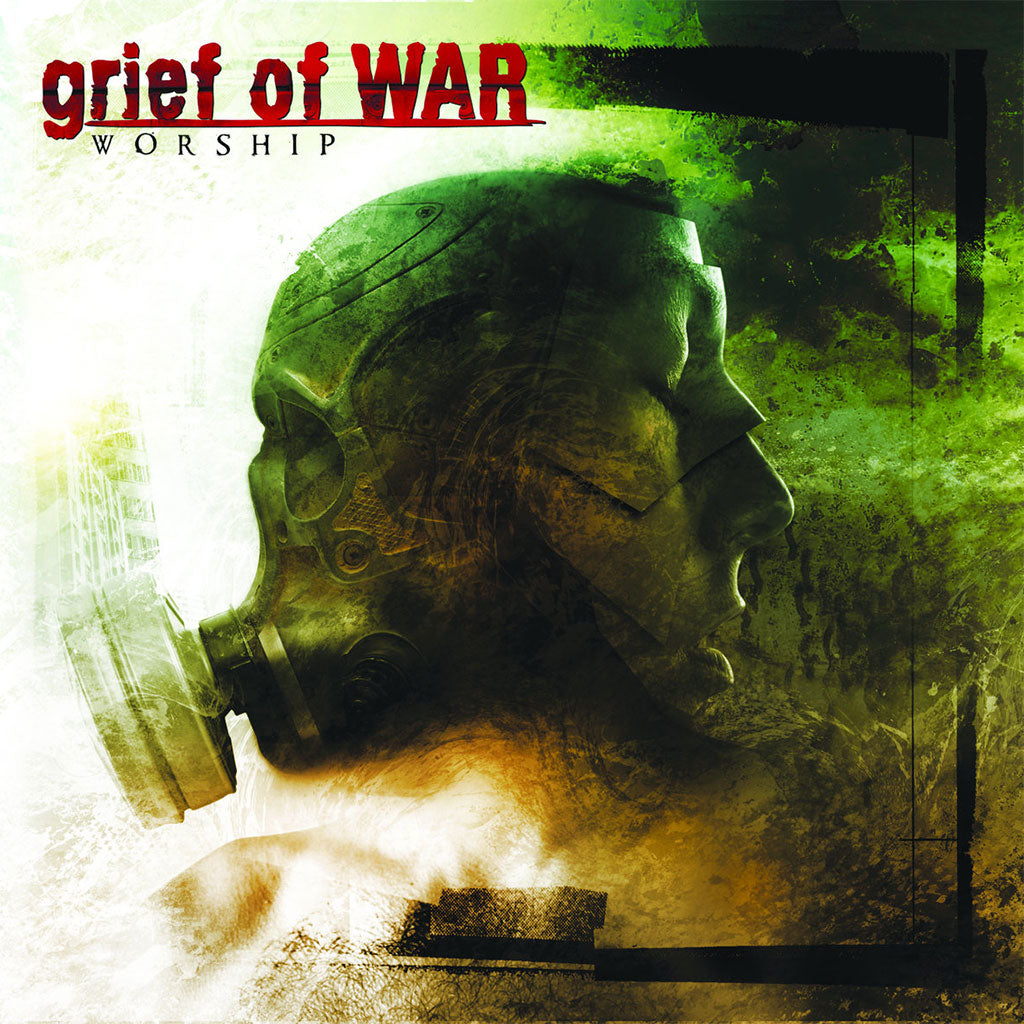 Grief of War - Worship (CD)