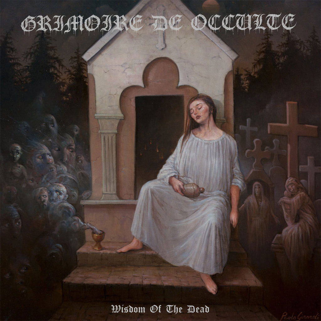 Grimoire de Occulte - Wisdom of the Dead (CD)