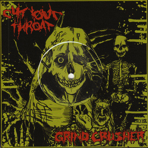 Grind Crusher / Cut Your Throat - Split (EP)