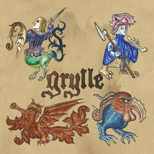 Grylle - Mondes Vermeils (Gold Edition) (CD)