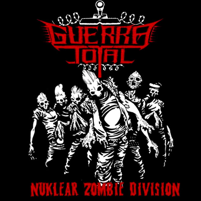 Guerra Total - Nuklear Zombie Division (CD)