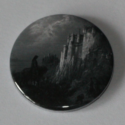 Gustave Dore - Idylls of the King (Plate 3) (Badge)