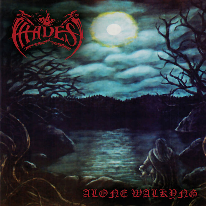 Hades - Alone Walkyng (2017 Reissue) (Digipak CD)