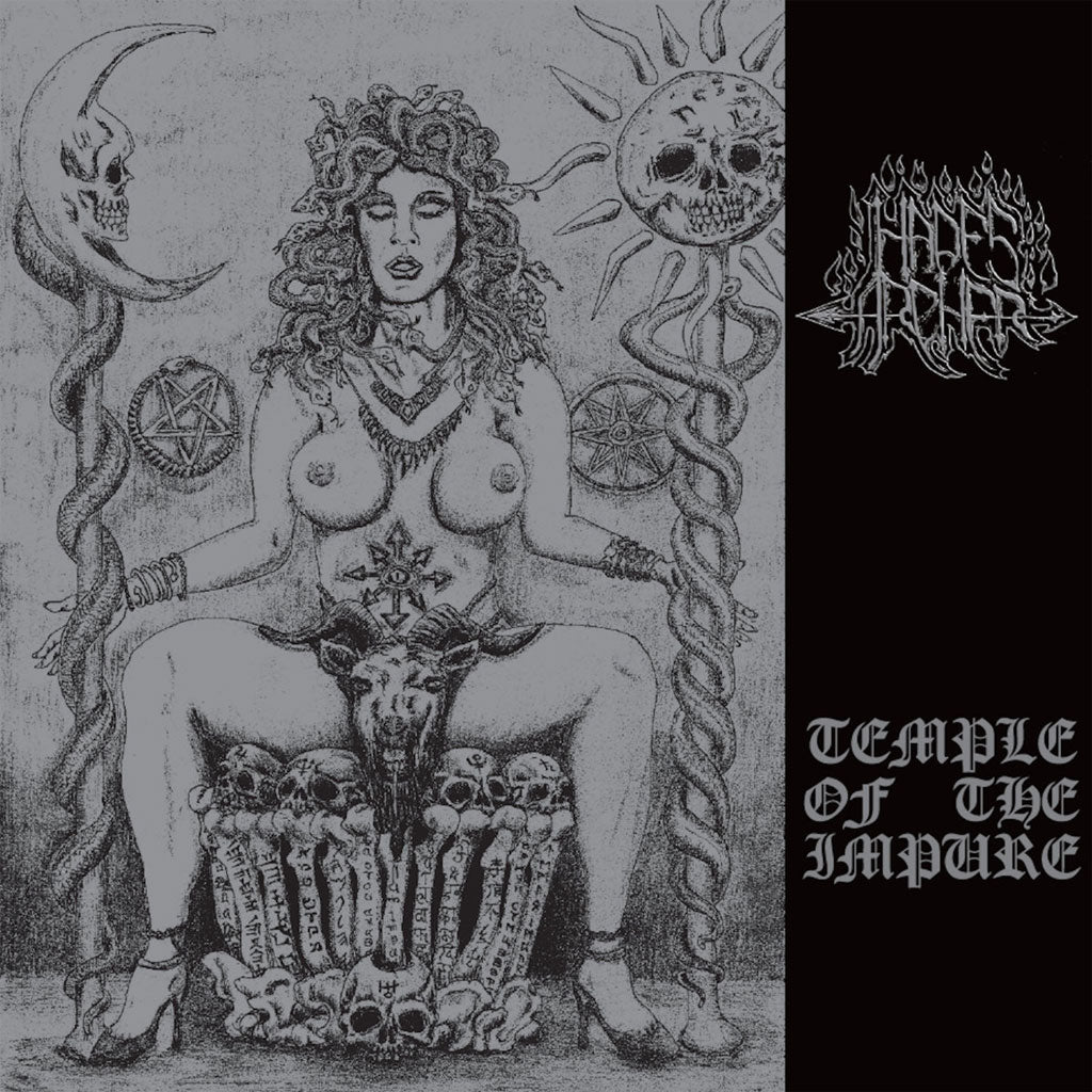 Hades Archer - Temple of the Impure (CD)