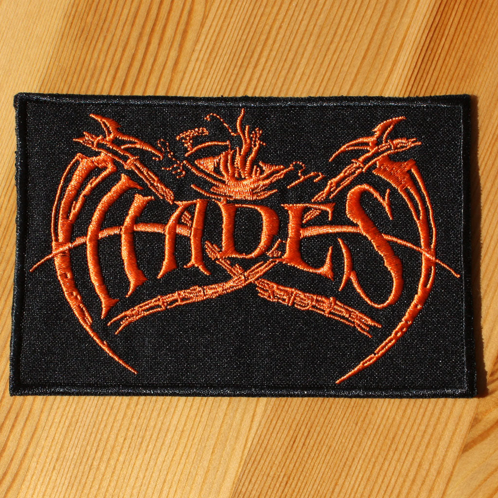 Hades - Logo (Embroidered Patch)