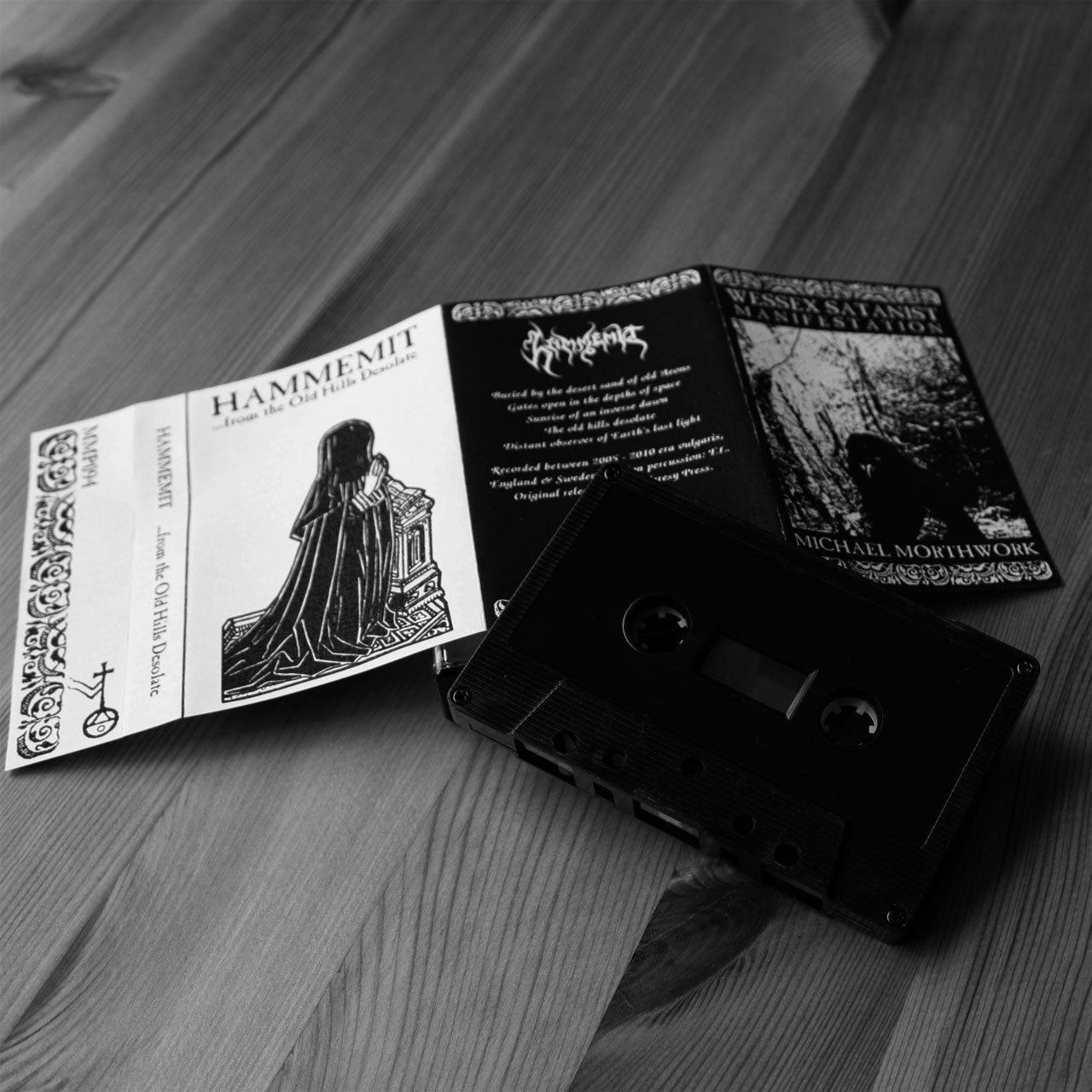Hammemit - ...from the Old Hills Desolate (Cassette)