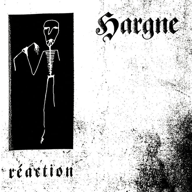 Hargne - Reaction (CD)