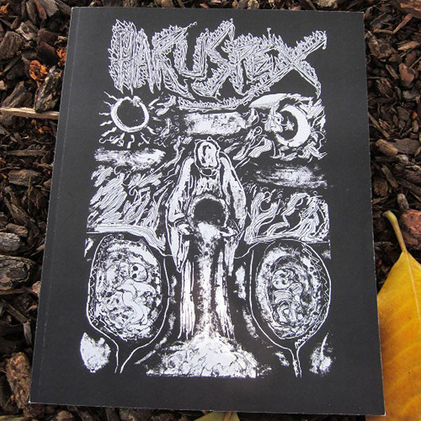 Haruspex - Issue 1 (with Antediluvian EP) (Zine)