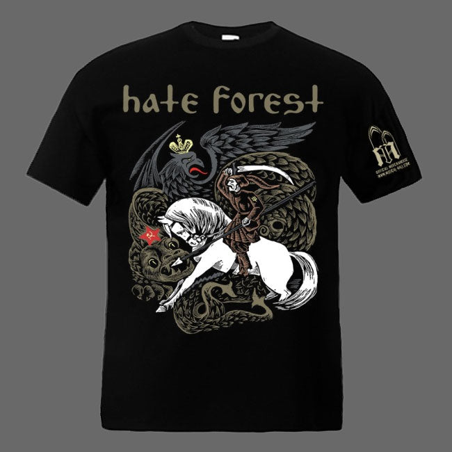 Hate Forest - 1918 / With Fire and Iron (T-Shirt)