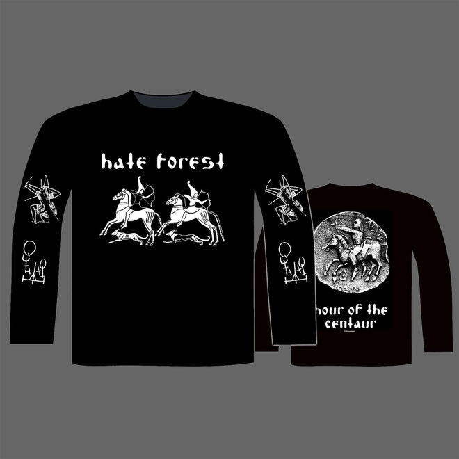 Hate Forest - Hour of the Centaur (Long Sleeve T-Shirt)