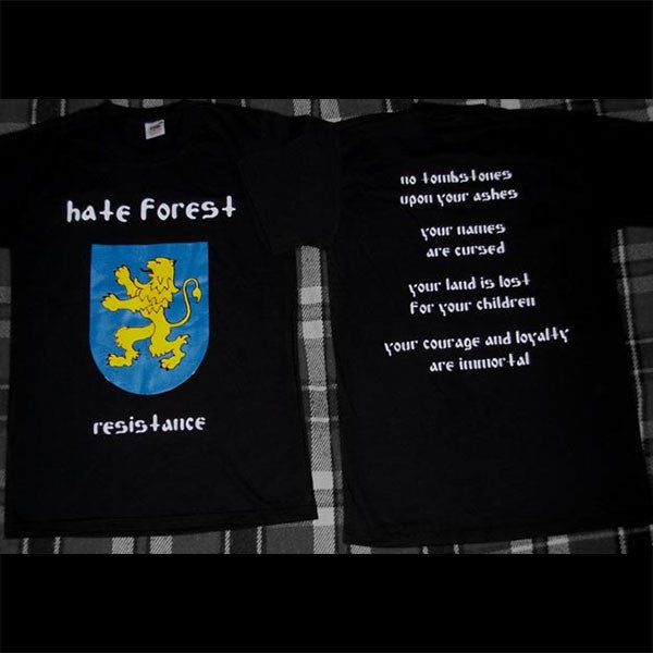 Hate Forest - Resistance (T-Shirt)