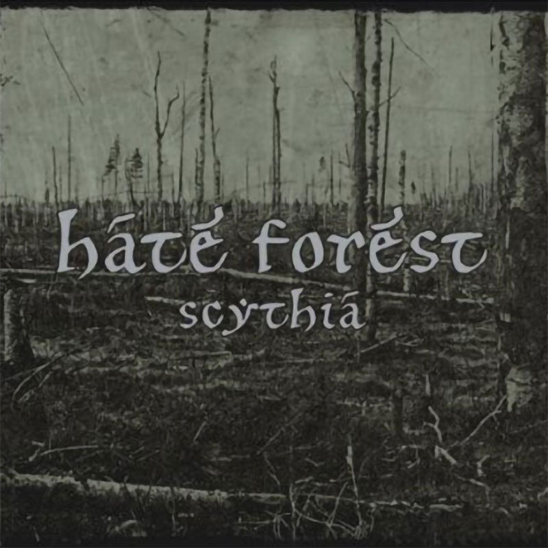 Hate Forest - Scythia (2011 Reissue) (LP)