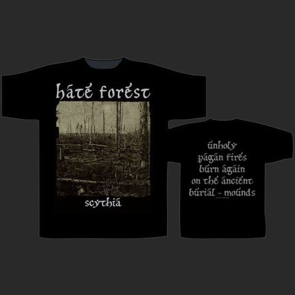 Hate Forest - Scythia (Colour) (T-Shirt)