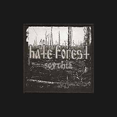 Hate Forest - Scythia (Woven Patch)
