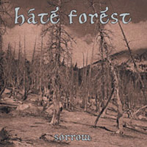 Hate Forest - Sorrow (2011 Reissue) (LP)