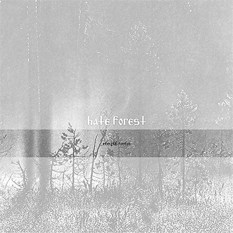 Hate Forest - Temple Forest (LP)