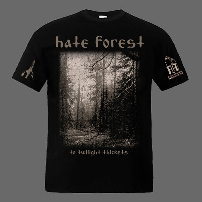 Hate Forest - To Twilight Thickets (T-Shirt)