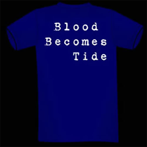 Hateful Abandon - Blood Becomes Tide (Women's T-Shirt)