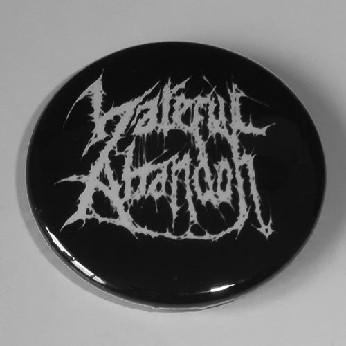 Hateful Abandon - Logo (Badge)