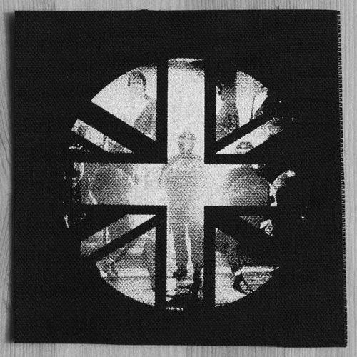 Hateful Abandon - Union Jack (Printed Patch)