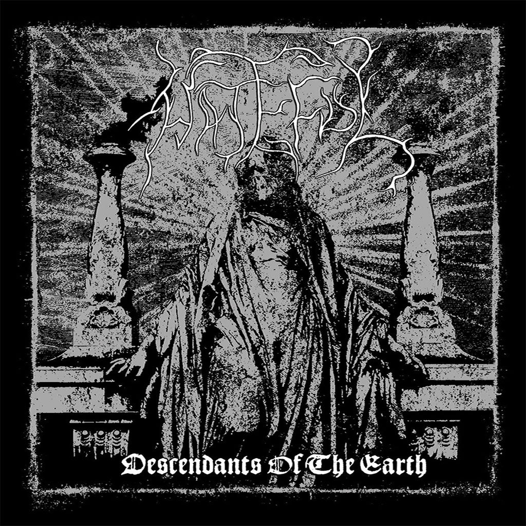 Hateful - Descendants of the Earth (CD)