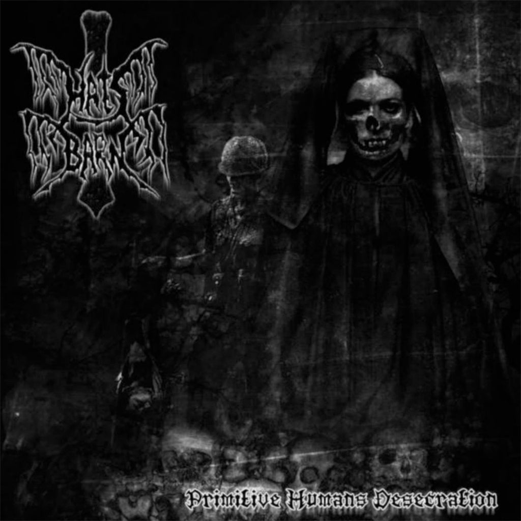 Hats Barn - Primitive Humans Desecration (CD)