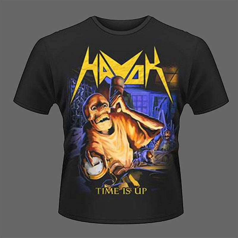 Havok - Time is Up (T-Shirt)