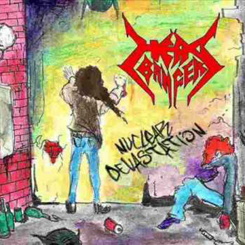 Headbanger - Nuclear Devastation (CD)