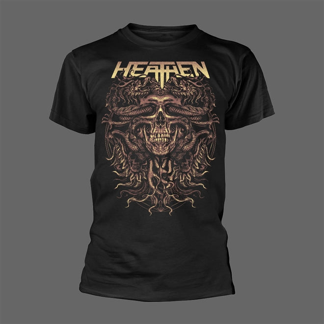 Heathen - Empire of the Blind (Crest) (T-Shirt)