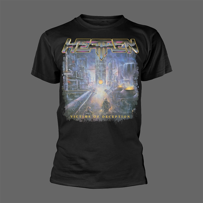 Heathen - Victims of Deception (T-Shirt)