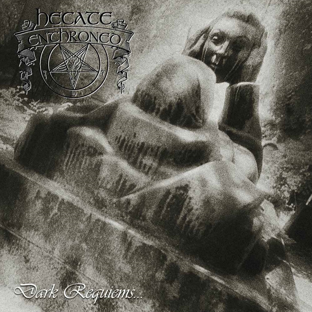 Hecate Enthroned - Dark Requiems... and Unsilent Massacre (2018 Reissue) (LP)